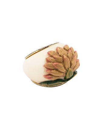 Anel-Flor-de-Lotus-de-Ouro