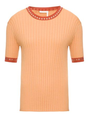 PULOVER-PULLOVER-NUDE-ORANGE