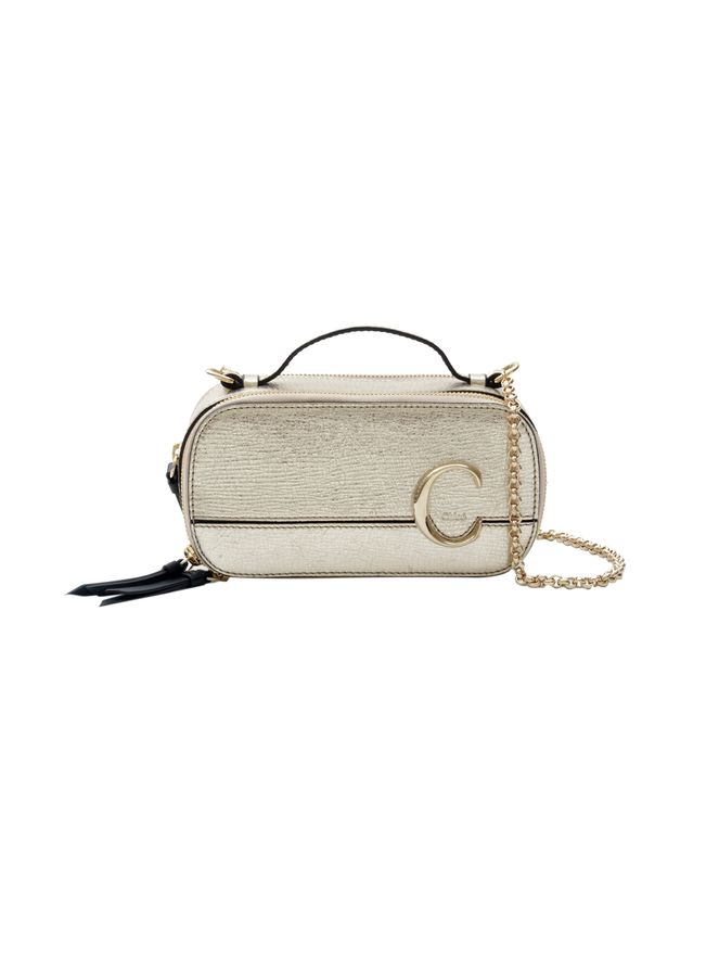 BOLSA-CHLOE-C-MULTI-COMPACT-BAG-METALLIC-GOLD-COLOR