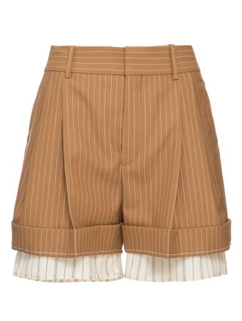 SHORTS-SHORT-HEVEA-BROWN
