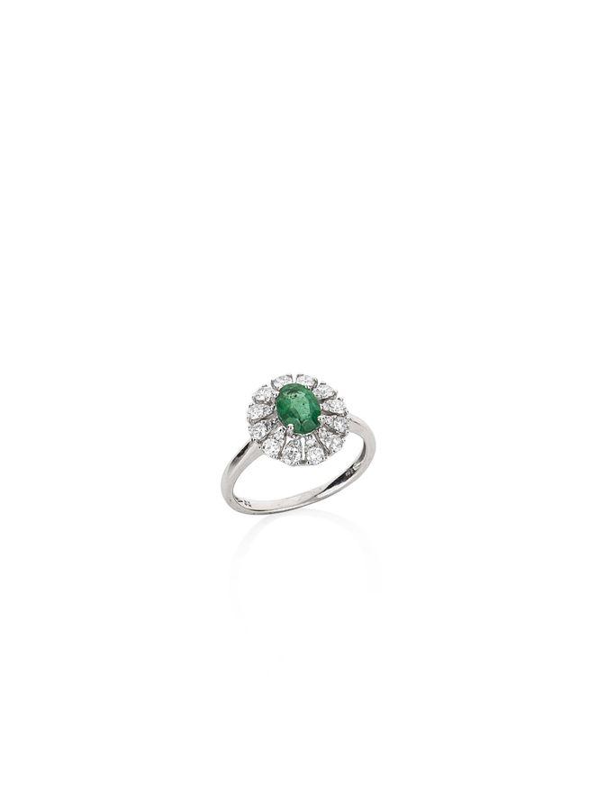Anel-em-ouro-branco-com-diamantes-e-esmeraldas