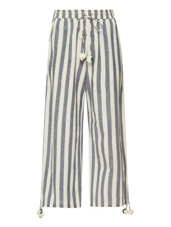 CALCA-MANATEE-STRIPED-TROUSERS-INDEFINIDA