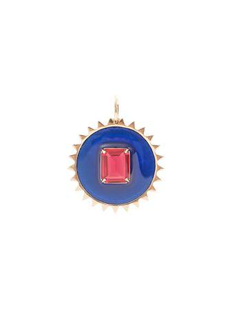 Pingente-Sol-Azul