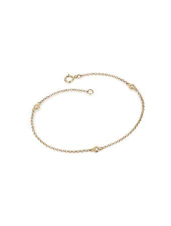 Pulseira-em-ouro-rose-com-diamantes