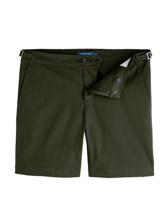 SHORTS-SARJA-GREEN
