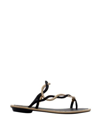 SANDALIA-BLACK-SATINMETALLIC-SUNSHINEG-BLACK