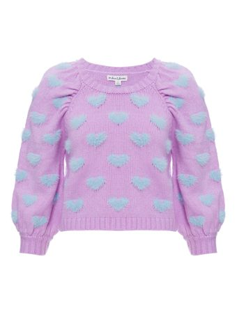 SUETER-SCARLET-PUFF-SLEEVE-SWEATER-PINK