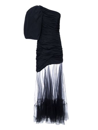 VESTIDO-WOVEN-WOMAN-BLACK-LONG-DRESS-BLACK