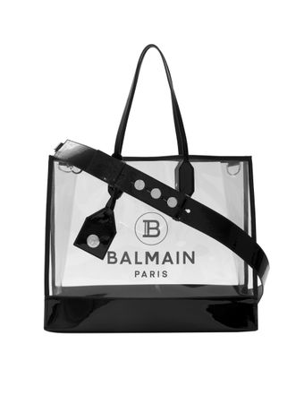 BOLSA-BALMAIN-SHOPPING-BAG-MPVC-TRANSPARENTBLACK