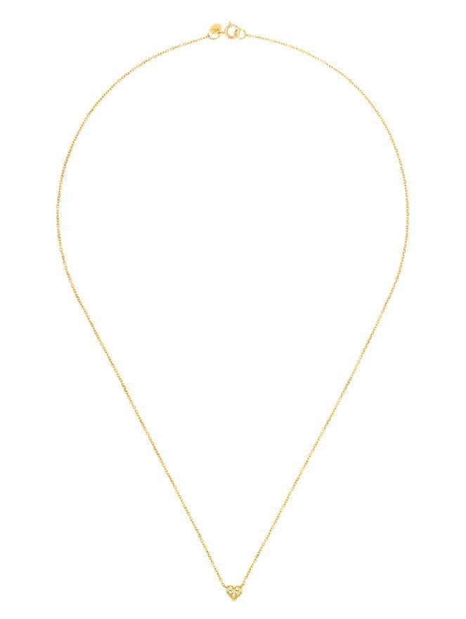 Gargantilha-Coracao-de-Ouro