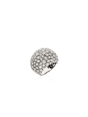 Anel-Diamantes-de-Ouro-Branco-
