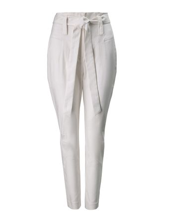 CALCA-SKINNY-DOUBLE-LAYER-OFF-WHITE
