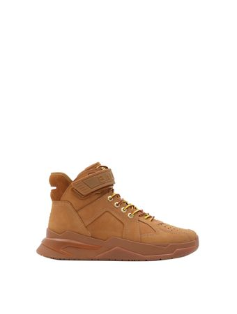 TENIS-SNEAKER-BBALL-STRAPSMOOTH-LEATHE-COGNAC