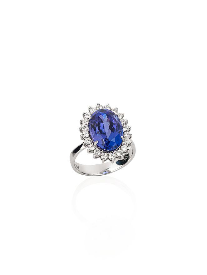 Anel-Tanzanita-e-Diamantes-de-Ouro-Branco