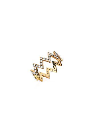 Anel-Diamantes-de-Ouro