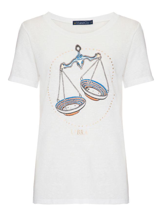 Camiseta-Libra-Branca