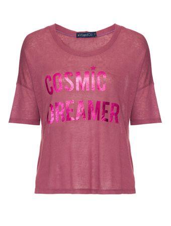 Camiseta-Cosmic-Dreamer-Vinho