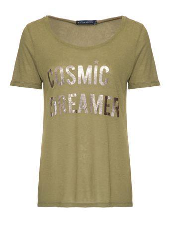 Camiseta-Cosmic-Dreamer-Verde-