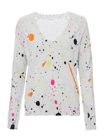 PULOVER-COTTON-SPLATTER-PANIT-GREY-COMBO