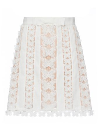 SAIA-SUPER-HEIGHT-FLUTTER-MINI-SKIRT-IVORY
