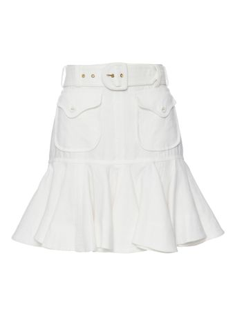 SAIA-SUPER-EIGHT-SAFARI-SKIRT--SAIA-IVORY