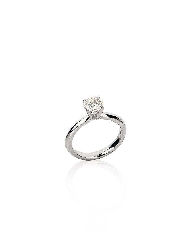Anel-Solitario-Diamante-de-Ouro-Branco