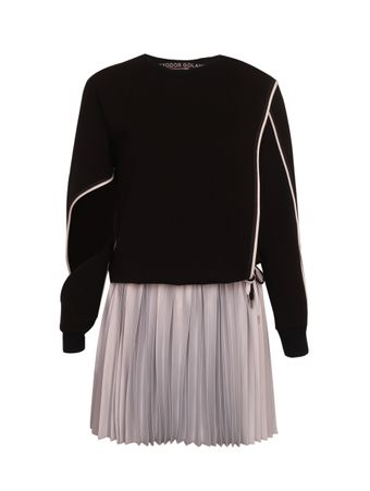 Vestido-Angular-Bicolor