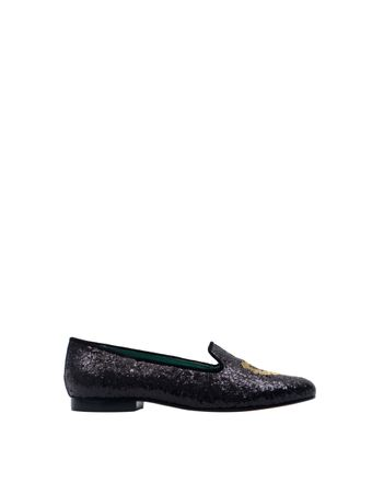 LOAFER-SPICY-LOVE-GLITTER-PRETO