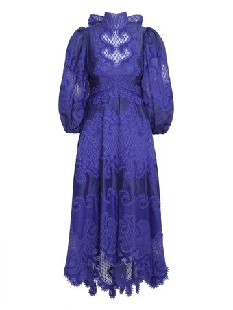 Vestido-Bordado-Azul