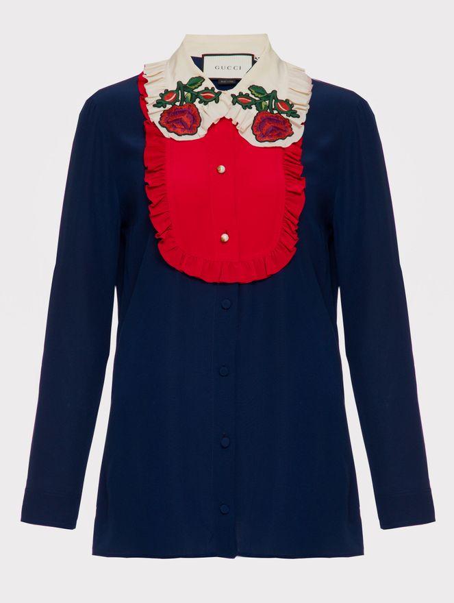 Camisa-Seda-Bicolor