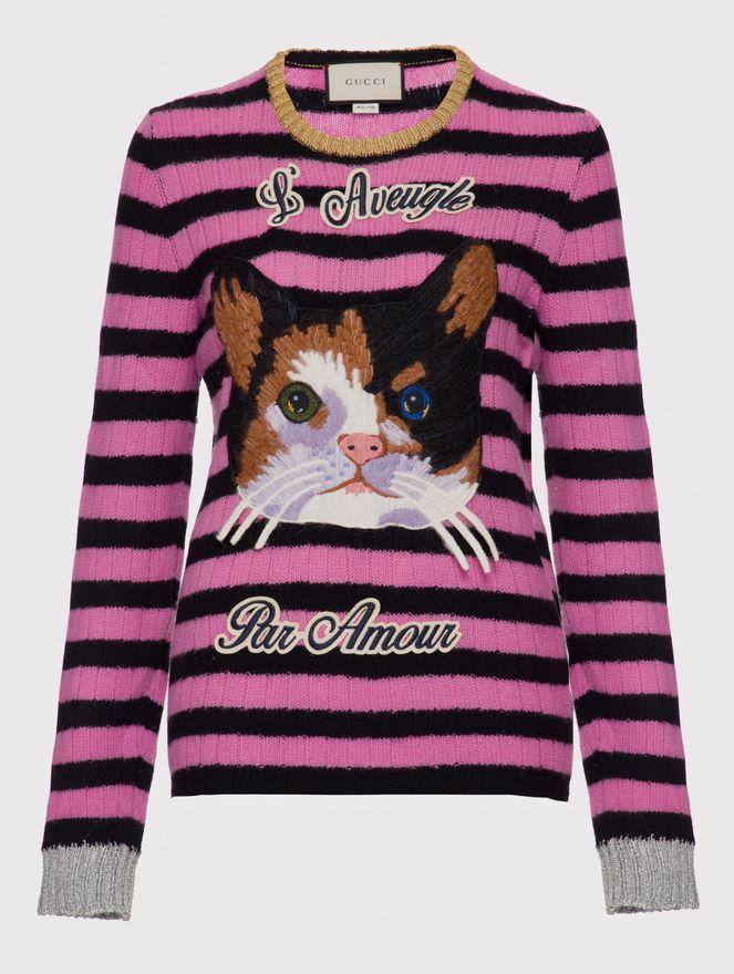 Sueter-Gato-Listrado