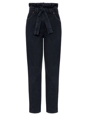 Calca-Jeans-Positano-Preta