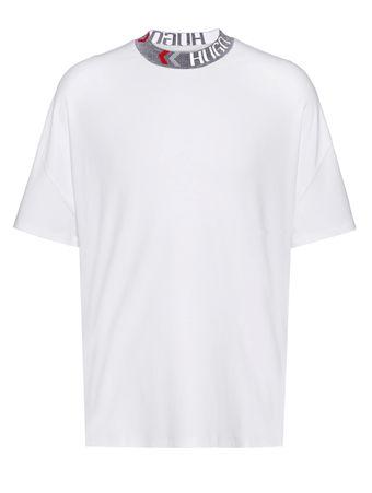 Camiseta-Dougy-Branca