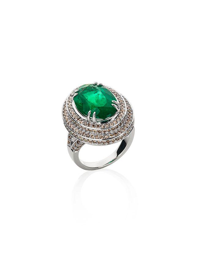 Anel-Esmeralda-e-Diamantes-de-Ouro-Branco