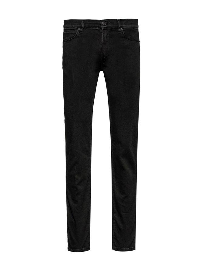 Calca-Jeans-Hugo-Preta