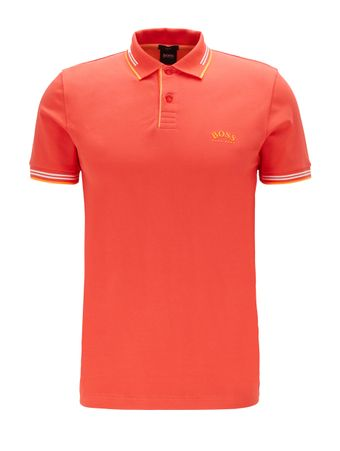 Polo-Paul-Curved-Vermelha