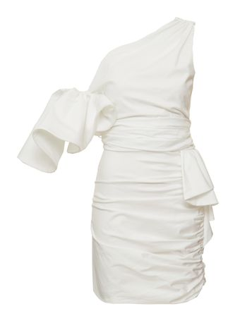 VESTIDO-MINIDRESS-ONE-SHOULDER-IN-POPELI-WHITE