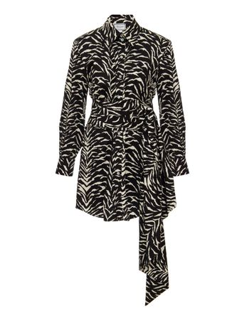 VESTIDO-ZEBRA-PRINTED-SHIRT-DRESS-WITH-B-ZEBRA-BLACK---WHITE