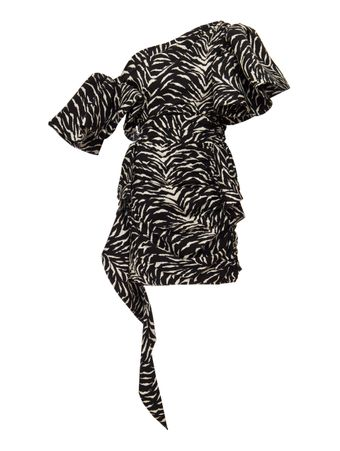 VESTIDO-ZEBRA-MINI-DRESS-ZEBRA-BLACK---WHITE
