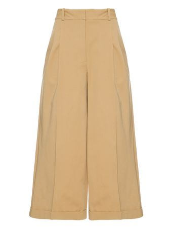 CALCA-WIDE-ANKLE-LENGTH-TUXEDO-TROUSERS-SAND