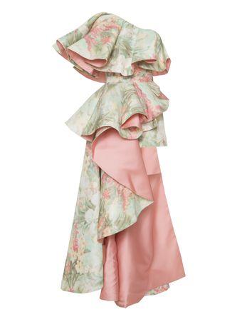 VESTIDO-WOMENS-DRESS-FLORAL-PRINT