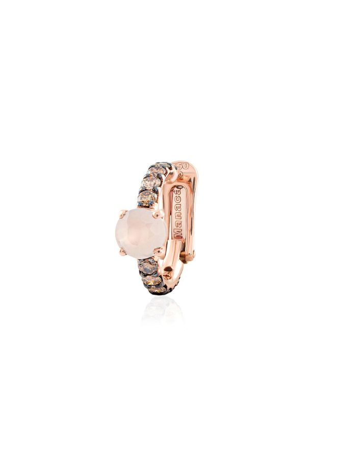Piercing-Diamante-Brown-de-Ouro-Rose