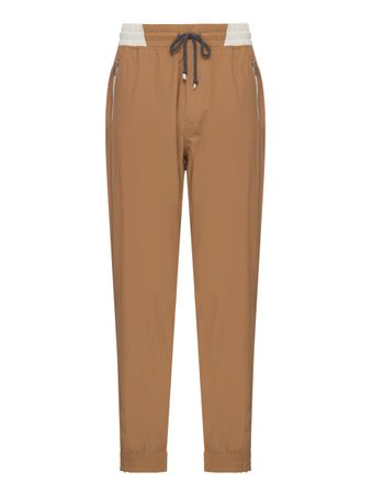CALCA-WR-PANTS-CARAMEL-OFF-WHITE-PIOMBO