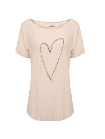 Camiseta-Coracao-Love-Is-Off-White