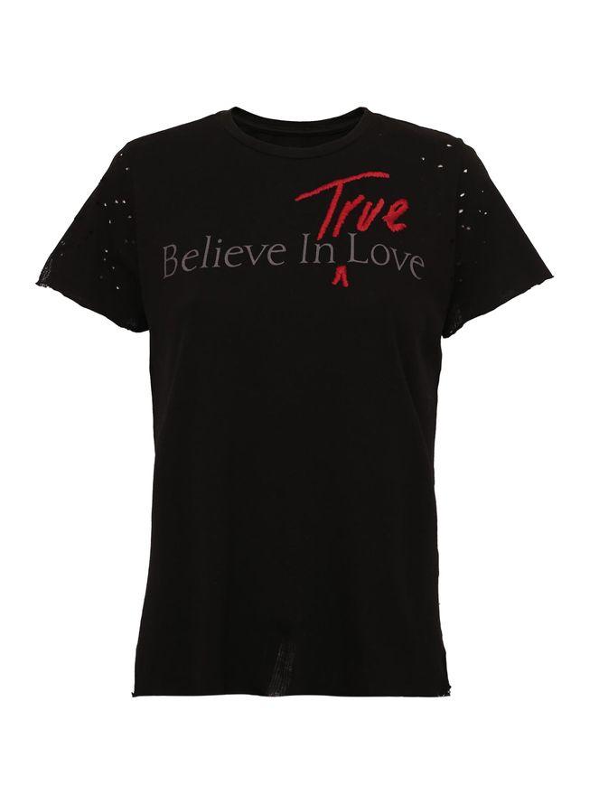 Camiseta-True-Love-Preta