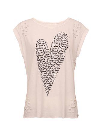 Camiseta-Je-T-aime-Branca