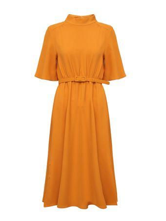 Vestido-Patou-Amarelo