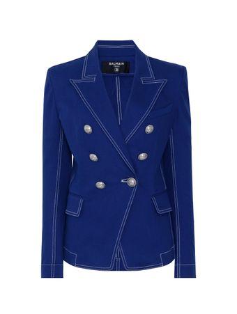 Blazer-de-Algodao-Azul