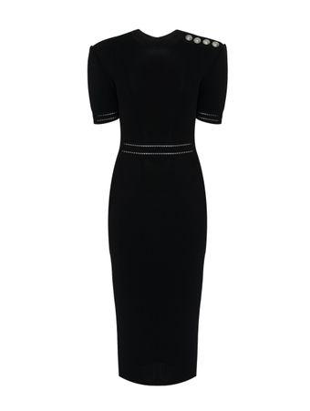 Vestido-de-Trico-Preto