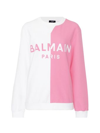 SUETER-BICOLORED-LOGO-SWEATSHIRT-WHITE-PINK